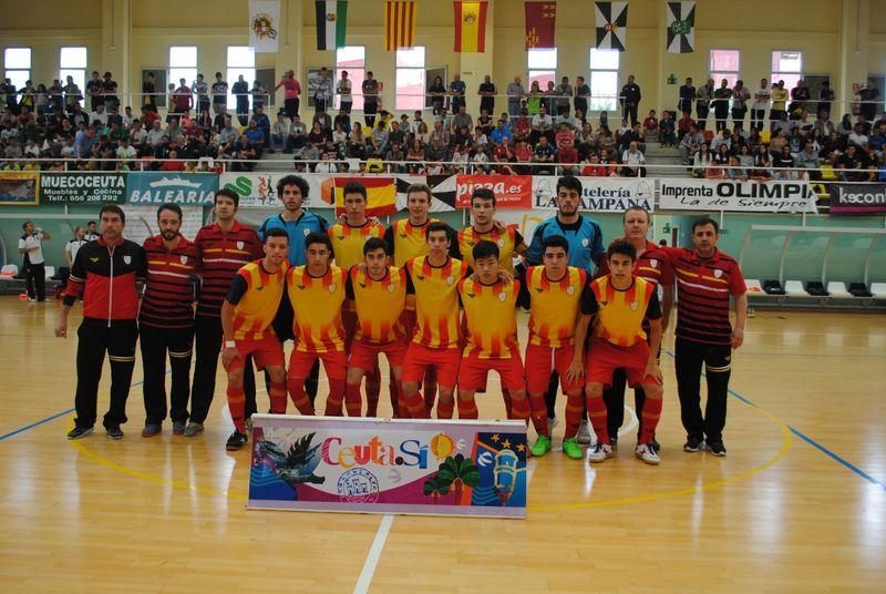 Campeonato España 1