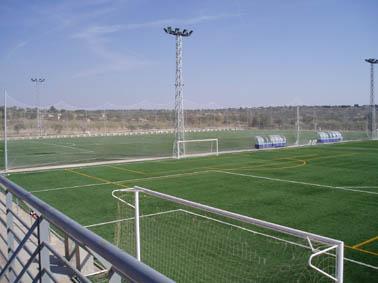 Ciudad Deportiva de Levante en Buñol