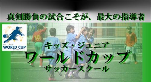 Junior World Cup barner